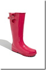 pinksperryrainboots