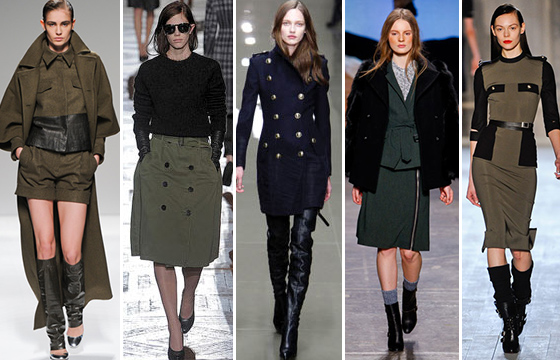 Fall2012trends military